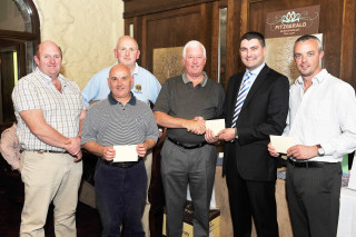 Cork Lions Club Golf Classic 2009 Winners