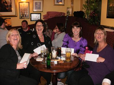 Lions Club Table Quiz #6